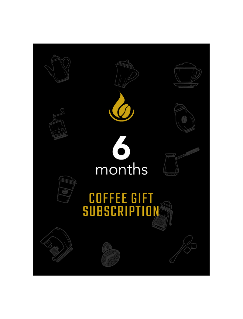 6 Month Prepaid Subscription