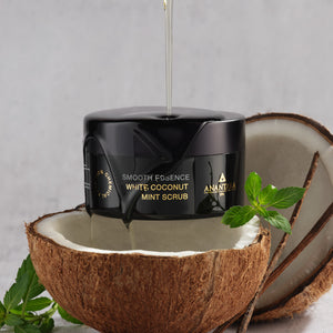 Anantara Spa: Smooth Essence White Coconut Mint Scrub - Anantara Siam Bangkok Hotel