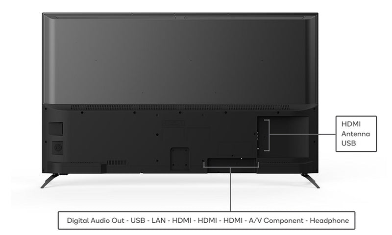 "LAD 55"" UHD Smart TV & Ministry Soundbar combo - Layaway Depot NZ"