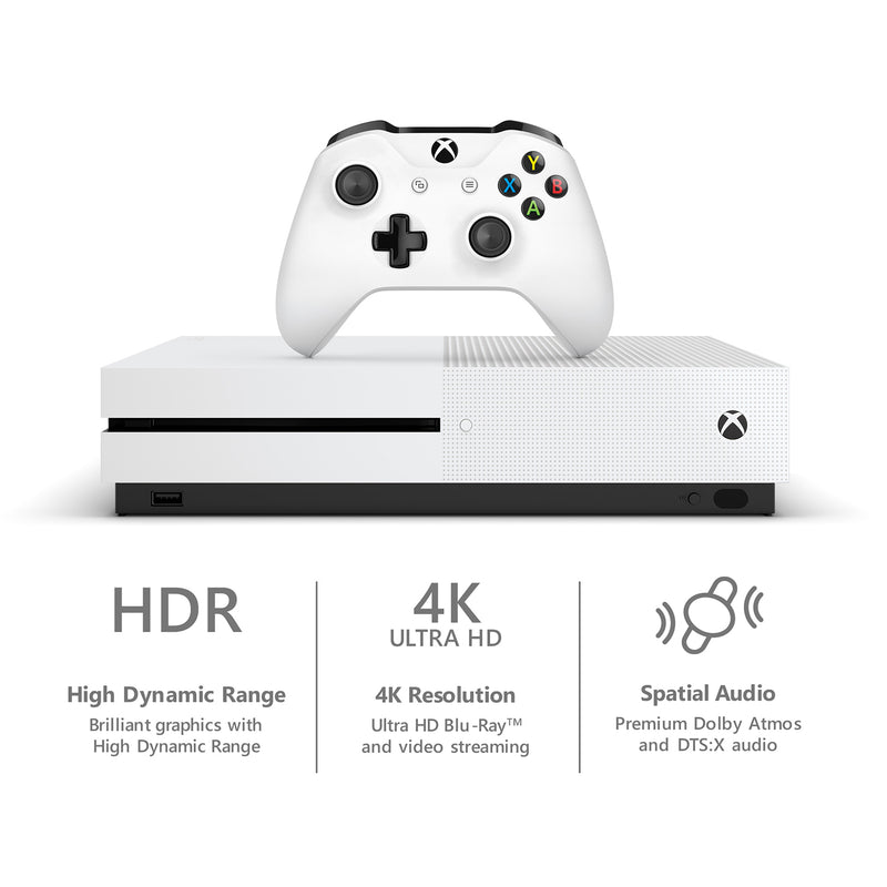 "Xbox One S 1TB and LAD 32"" HD Smart TV combo - Layaway Depot NZ"
