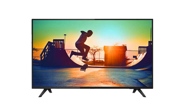 "PHILIPS 55"" 4K Ultra Slim Smart LED TV - Layaway Depot NZ"