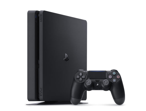 "PlayStation 4 Slim 1TB, LAD 43"" Smart TV, Ministry Soundbar & LITBest Gaming Headset combo 