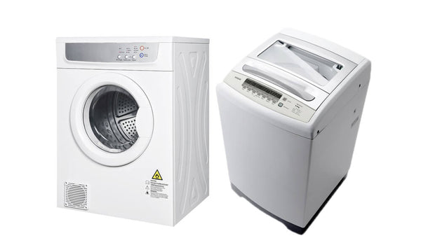 Midea 9.5KG Washing Machine + 7KG Dryer - Layaway Depot NZ