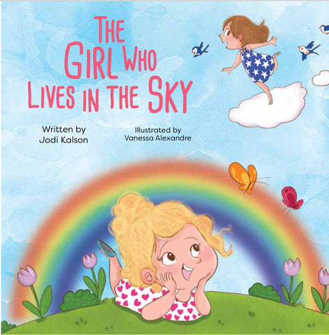 The Girl Who Lives in the Sky by Jodi Kalson