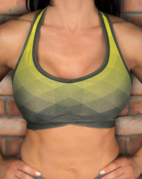 Poison Ivy Sports Bra