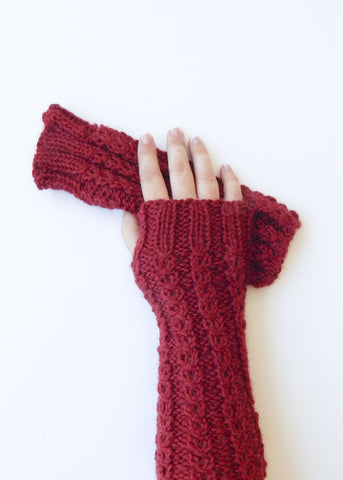 Maria Fingerless Gloves