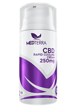 Load image into Gallery viewer, CBD Rapid Cooling Cream For Chronic Pain