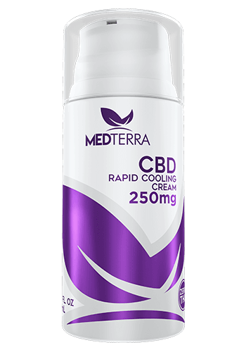 CBD Rapid Cooling Cream For Chronic Pain
