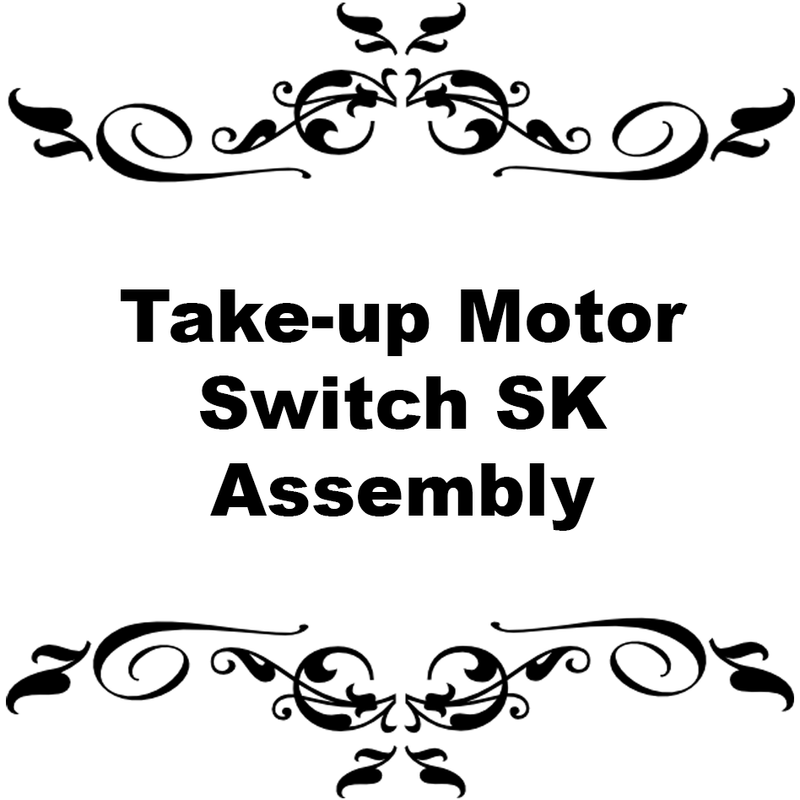 Take-Up Motor Switch Assembly