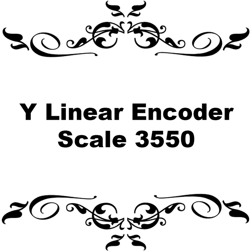 Y Linear Encoder Scale 3550