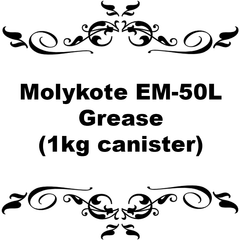 Molykote EM-50L Grease (1kg canister)