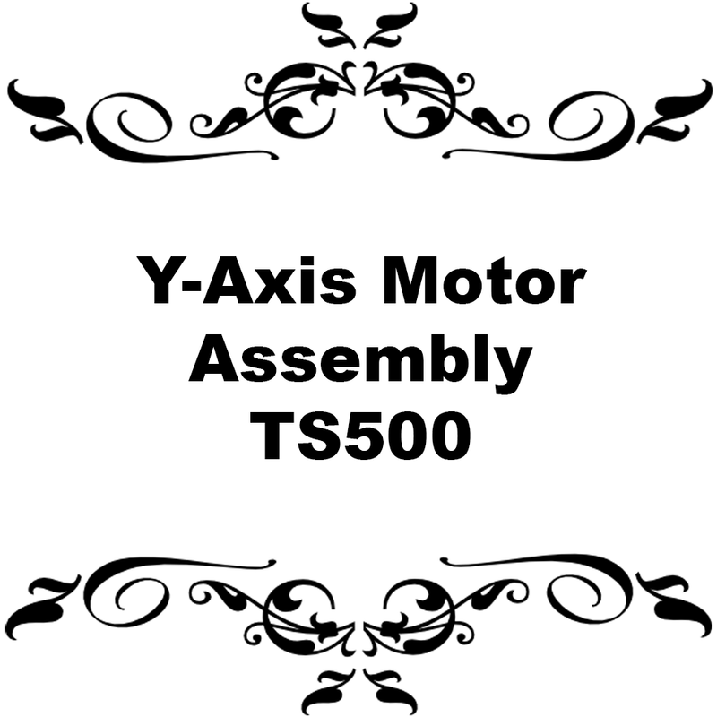 Y-Axis Motor Assembly/TS500