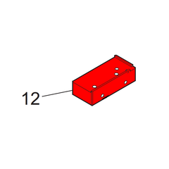 UJF Table Support Block L