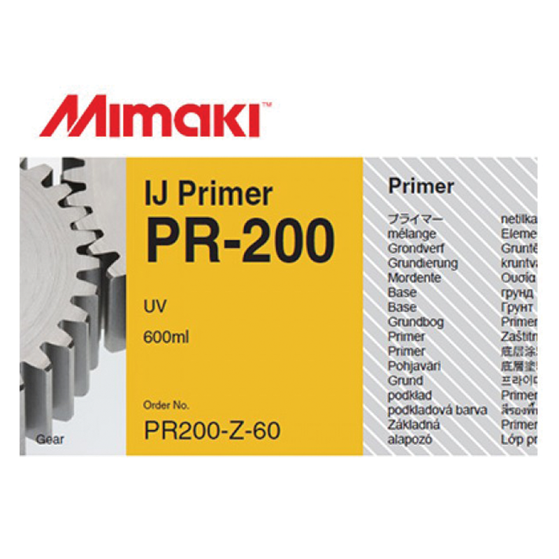 Mimaki - PR-200 Ink Primer - 600ml Pack