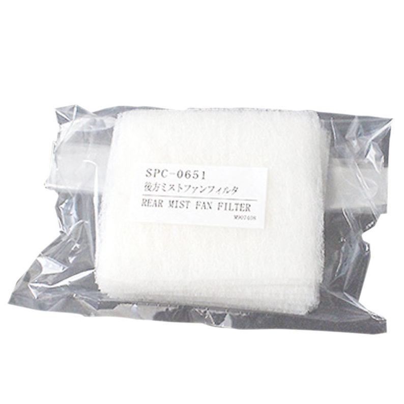 UJF-706 Rear Mist Fan Filter (30 Sheets)