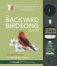 Load image into Gallery viewer, The Backyard Birdsong Book