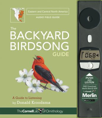The Backyard Birdsong Book