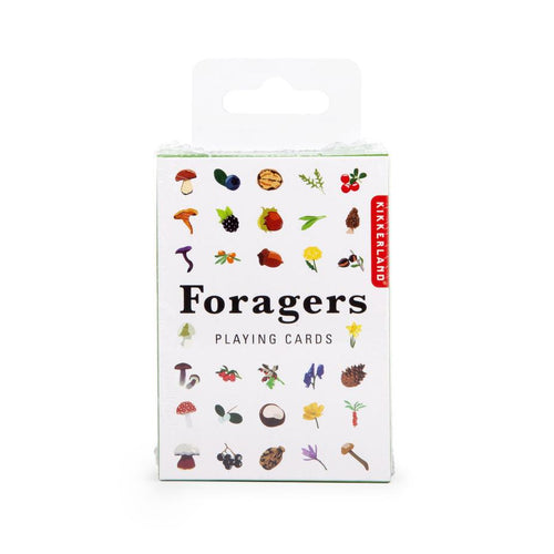 Forager Playing Cards