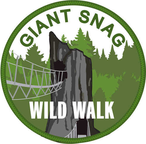 Wild Walk Patches