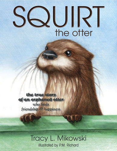 Squirt the Otter