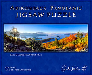 Lake George Jigsaw Puzzle