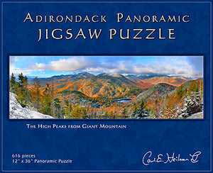 Giant Mountain Puzzle