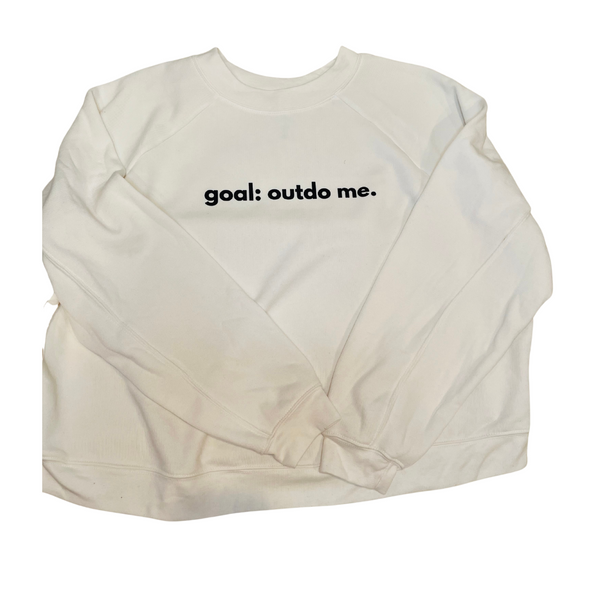 Limited Edition Goal Mid-length Pullover⁠