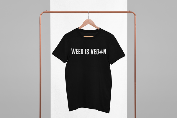 Weed Is Vegan