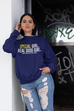 Special Girl Sweatshirt