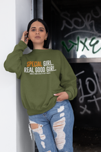 Load image into Gallery viewer, Special Girl Crewneck Sweatshirt