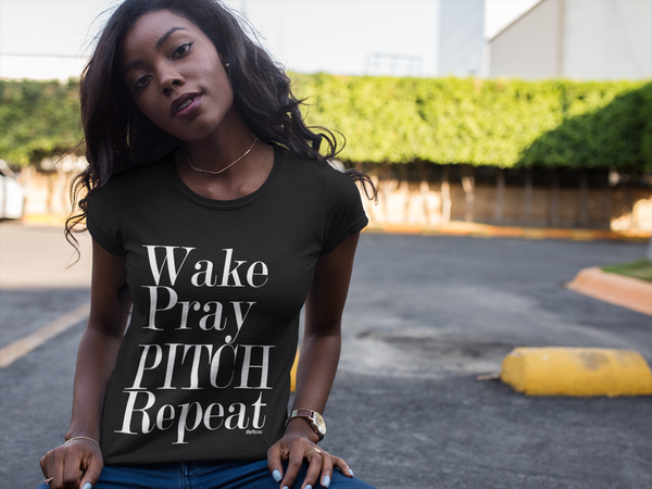 Wake Pray PITCH