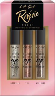 Reverie Role Model Liquid Glitter Eye Shadow Set