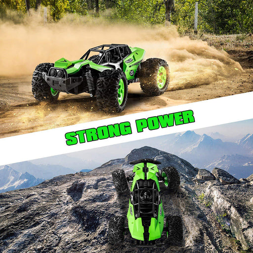 Remote Control Truck 1:12 Scale High Speed 46km/h 4WD 2.4Ghz Radio Controlled Off-road RC Car Electronic Monster Truck R/C RTR Hobby Grade Cross-country Car
