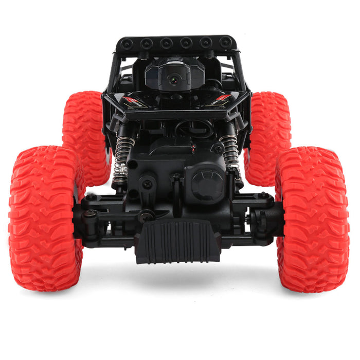 JJRC Q45 2.4G 4WD RC Off-Road Vehicle Crawler Car Wifi FPV Two Mode Operation Cross Country Vehicle with Camera