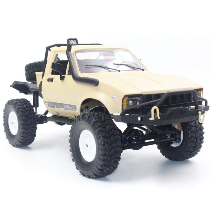 1:16 2.4Ghz 4WD RC Off-Road Vehicle Climbing Car High Speed RC Drift Car for Kids