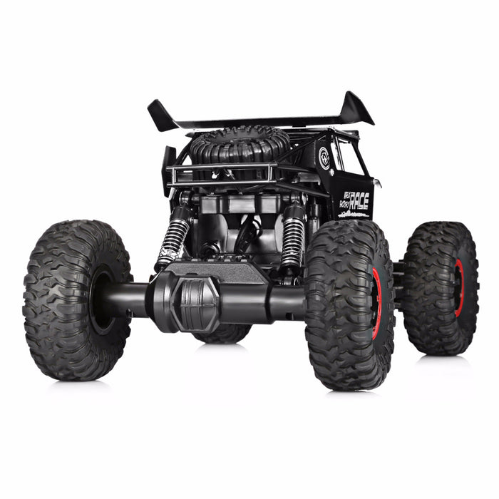 1:18 Scale Remote Control Car 4WD RC Off-Road Climbing Vehicle High Speed Drift Car