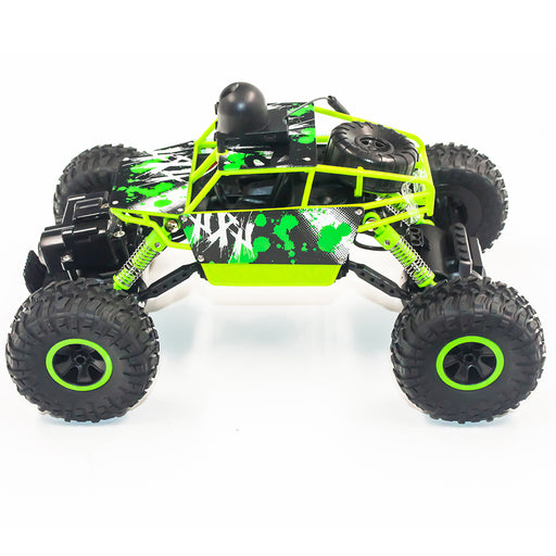 1:18 Electric RC Off-Road Vehicle Climbing Car High Speed RC Drift Car with WiFi720P VR First Perspective Operation