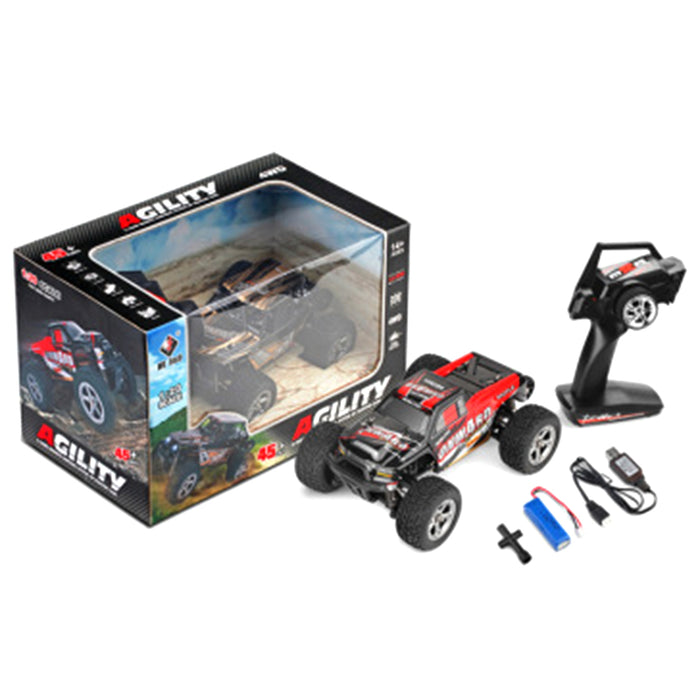 Wltoys 1:20 4WD RC Off-Road Vehicle Racing Car High Speed Rechargeable RC Drift Car