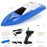 RC High Speed Racing Boat 1:47 2.4G Speedboat Pools Lakes Water Toy