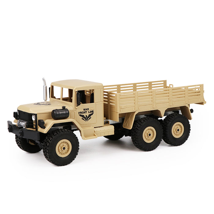 RC Military Off-Road Truck