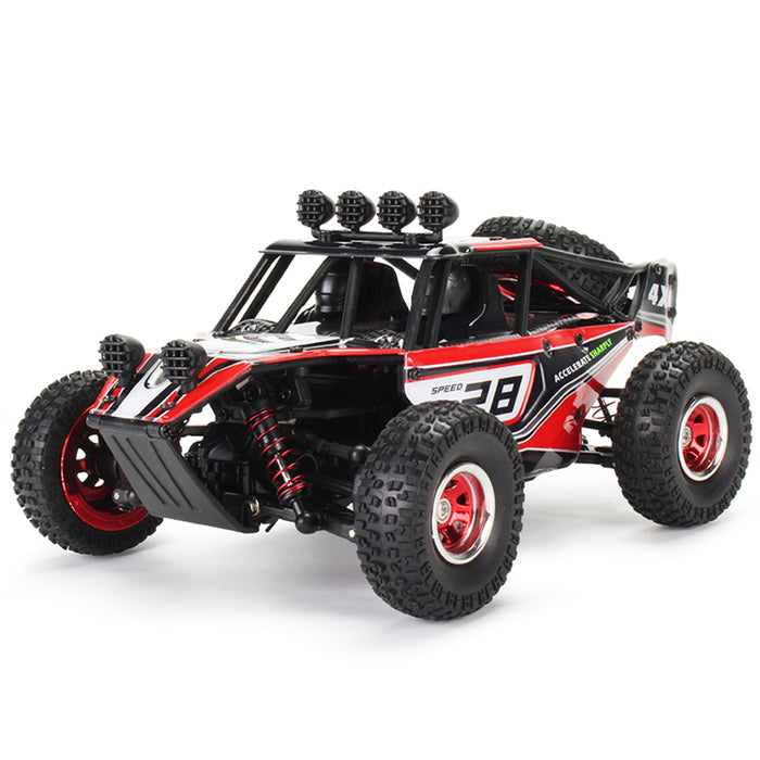 Remote Control Cars, RC Rock Off-Road Vehicle 1:22  2.4Ghz 4WD Fast Speed Racing Cars