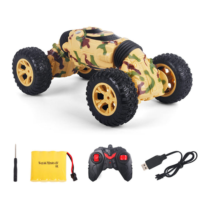 6c1564799b5 RC Car Remote Control Truck Crawler Off-Road Monster 1 16 2.4 GHz ...
