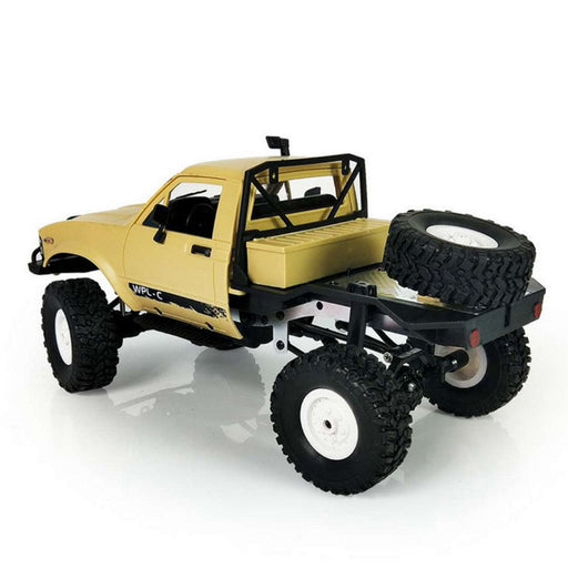 WPL C-14 Hynix 1:16 4WD RC Off-Road Vehicle Crawler Car High Speed RC Drift Car for Kids