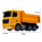 1:26 2.4G RC Construction Vehicle Tipper Lorry Dump Truck Dumper Model RC Toy