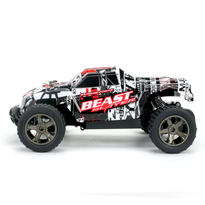 RC Cars Off-Road Rock Vehicle Truck 2.4Ghz 2WD High Speed 1/20 Remote Control Climbing Car Toy for Kids