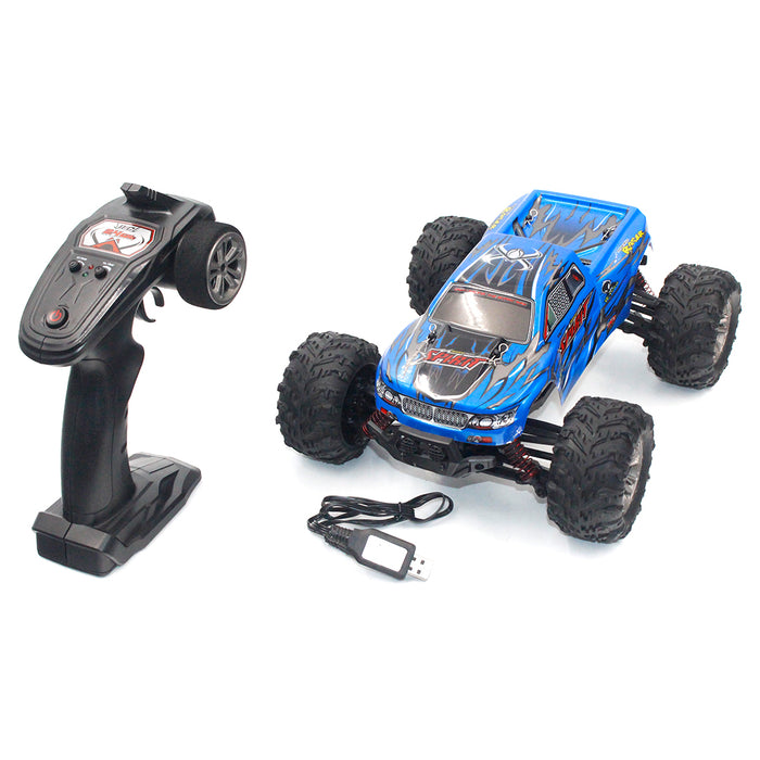 1:16 4WD Electric RC Off-Road Vehicle Climbing Car High Speed RC Drift Car for Kids