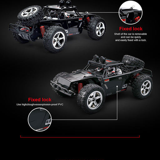 Remote Control Car, 1:12 2.4Ghz 4WD High Speed RC Cars RC Off-Road Racing Vehicle Truck Racing Car