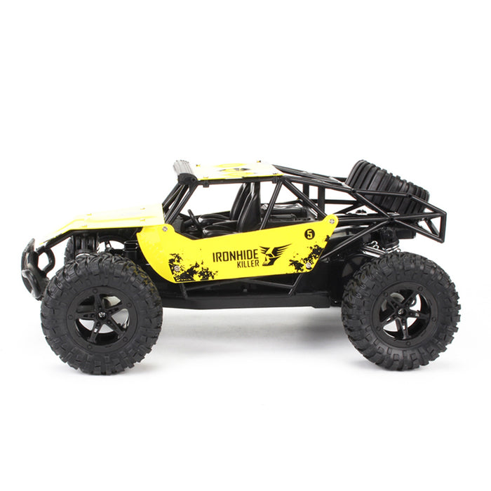 RC Car 2WD 1/16 Rock Crawler Climber Off Road Vehicle 2.4Ghz Toy Remote Control Car Electronic Monster Truck R/C for Kids and Adults