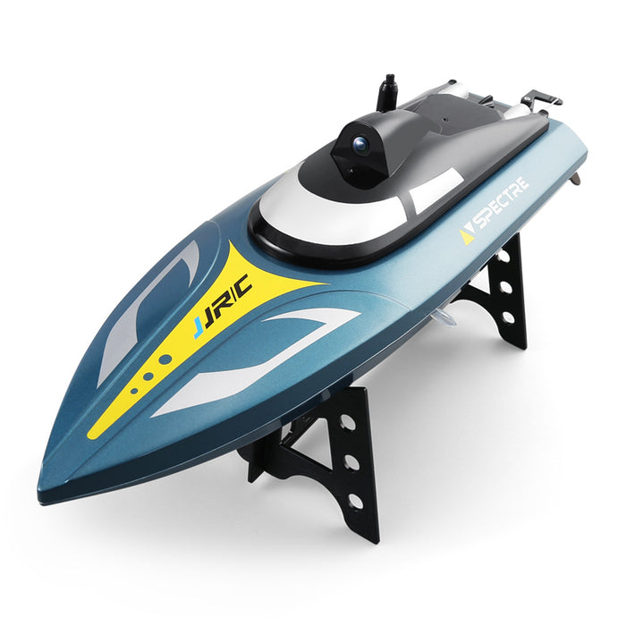 RC Boat Pool Toys High Speed (20MPH+) Remote Control Boat for Pools and Lakes 2.4GHz RC Racing Boats with Wifi 720P High-definition Camera for Adults  Kids