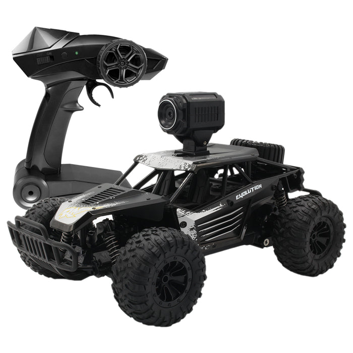 RC Cars for kids 1:16 2.4G 25km/h High-speed RC Off-road Vehicle Drift Car with WIFI 720P HD Camera